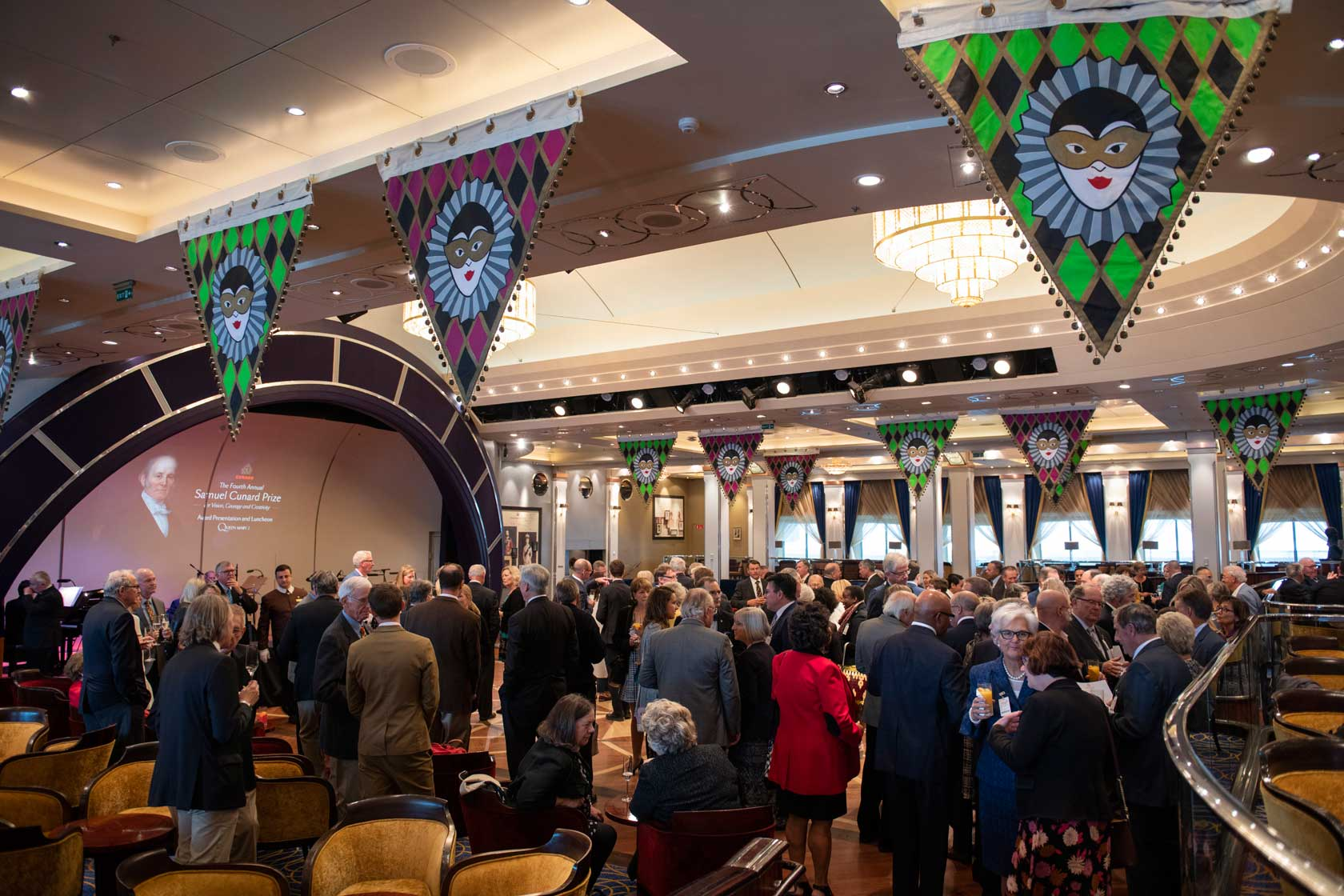 The Cunard Prize Luncheon and Award Ceremony