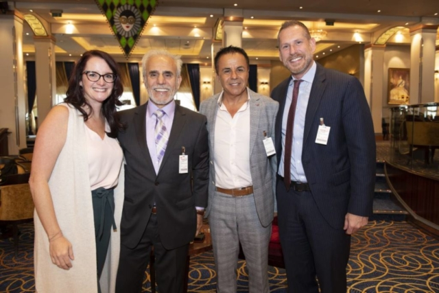 Taleb, Hossein, and friends
