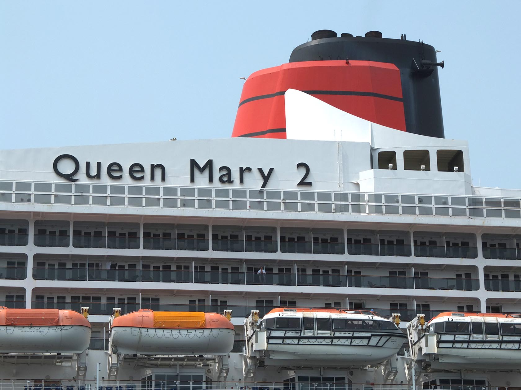 The Cunard liner Queen Mary 2 carries the legacy of founder Samuel Cunard