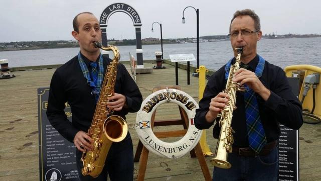 Brogue Saxophone Quartet